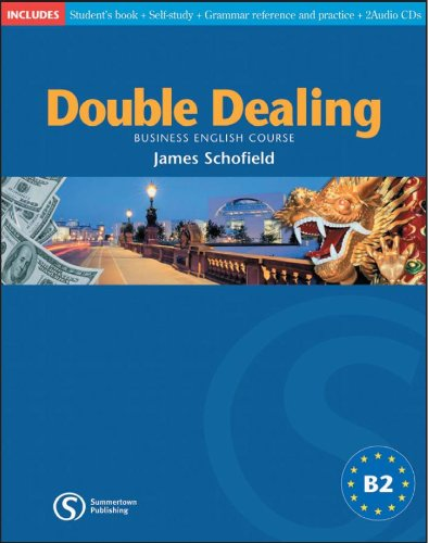 Double Dealing Pre-Intermediate Student Book with CD (2)