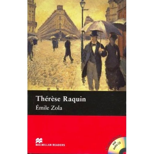 Therese Raquin (with Audio CD)