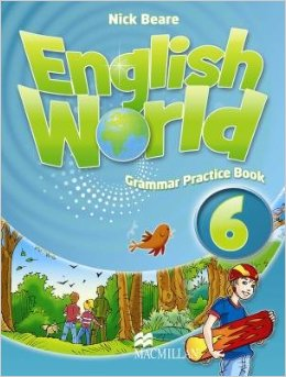 English World 6 Grammar Practice Book