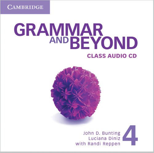 Grammar and Beyond 4  Class Audio CD