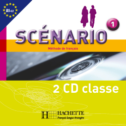 Scenario 1 - CD audio classe (x2) (Лицензия)
