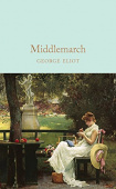 Macmillan Collector's Library: Eliot George. Middlemarch (HB)