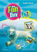 Fun Box 1: Pupil's Book + eBook + Stickers