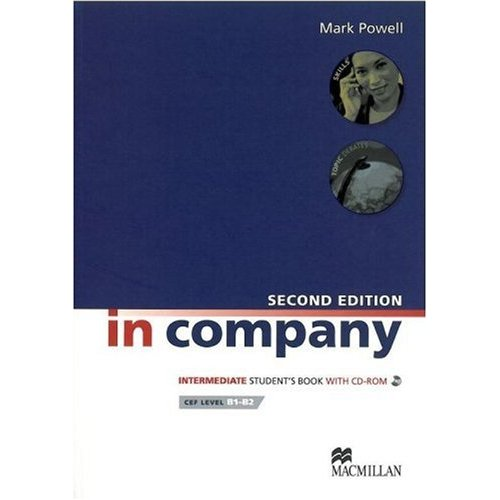 In Company (Second Edition) Intermediate Student`s Book (+CD)