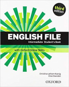 English File Third Edition Intermediate Student's Book with Student's Site and Online Skills Pack