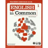 English in Common 1 Teacher's Resource Book with ActiveTeach