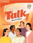 Let's Talk 1 Student's Book with Self-Study Audio CD