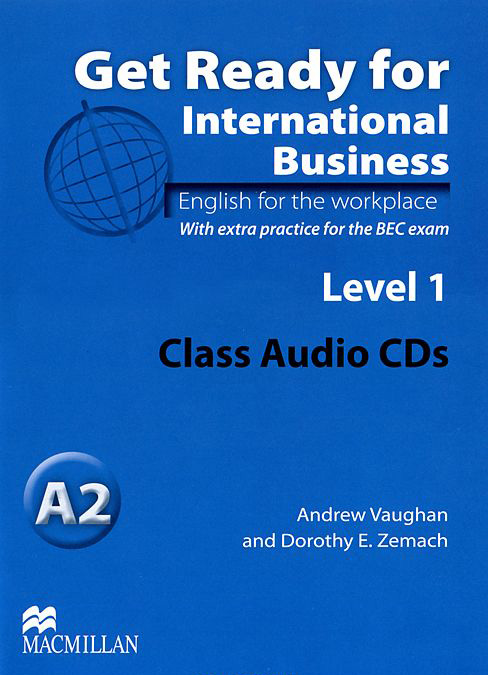 Get Ready for International Business Level 1  Class Audio CDs (BEC)