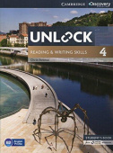 Unlock Reading and Writing Skills 4 Student's Book and Online Workbook