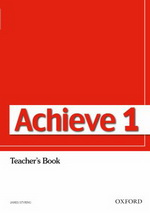 Achieve 1 Teacher's Book