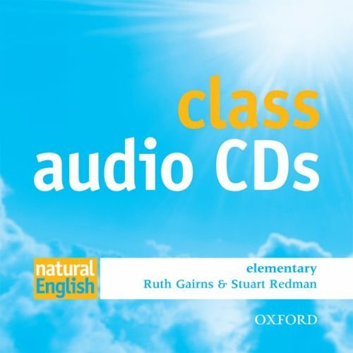 natural English Elementary Class Audio CDs (2)