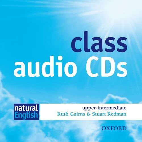 natural English Upper-Intermediate Class Audio CD (2)