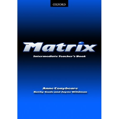 Matrix Intermediate Teacher's Book