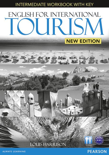 English for International Tourism New Edition Intermediate Workbook (with Key) and Audio CD