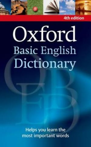 Oxford Basic English Dictionary (Fourth Edition)