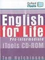 English for Life Pre-intermediate iTools Pack
