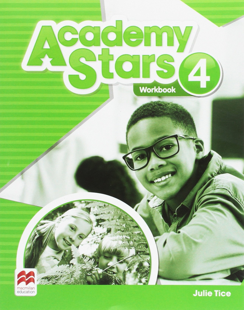 Academy Stars 4 Workbook
