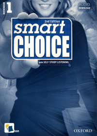 Smart Choice Second Edition Level 1 Workbook
