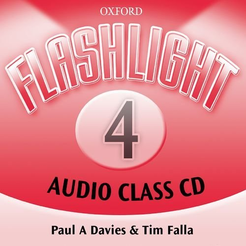 Flashlight 4 Class Audio CD