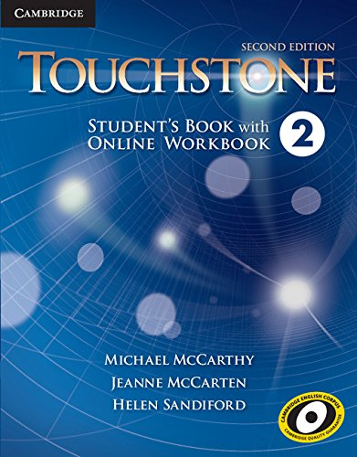 Touchstone Second Edition 2 Student's Book with Online Workbook