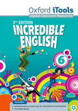 Incredible English (Second Edition) Level 6 iTools DVD-ROM