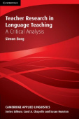 Cambridge Applied Linguistics: Teacher Research in Language Teaching: A Critical Analysis (HB)