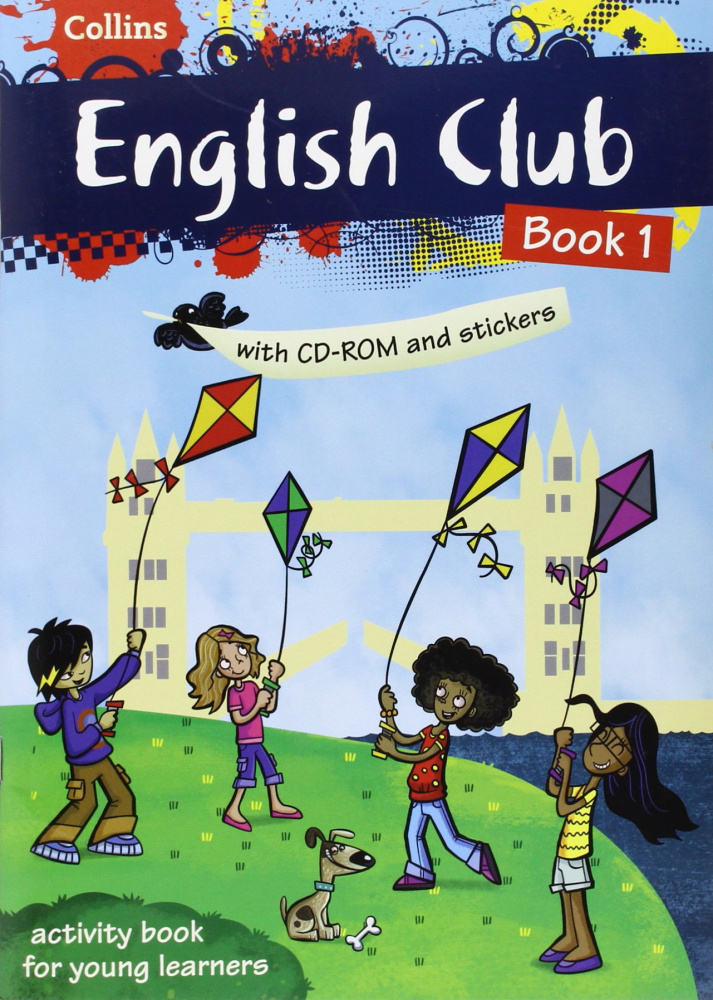 Collins English Club 1 with CD-ROM