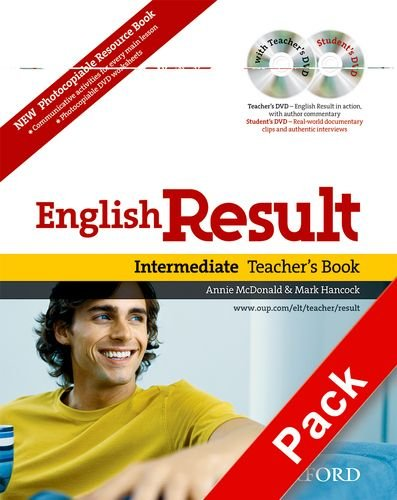 English Result Intermediate Teacher's Resource Pack With DVD