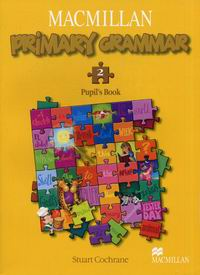 Macmillan Primary Grammar 2 Student's Book with Audio CD