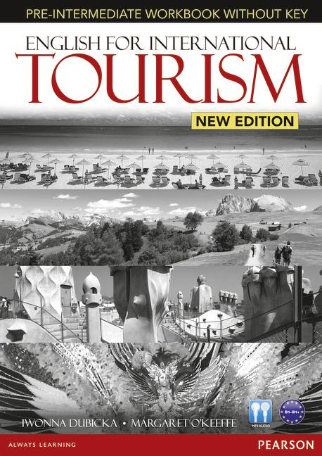 English for International Tourism New Edition Pre-intermediate Workbook (without Key) and Audio CD