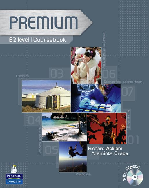 Premium B2 Workbook without key and Multi-ROM