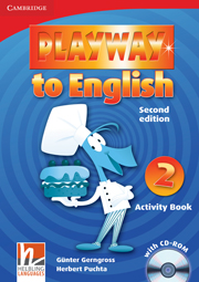 Playway to English (Second Edition) 2 Activity Book with CD-ROM