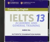Cambridge IELTS 13 Audio CDs (2)