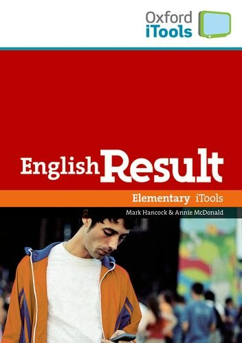 English Result Elementary  iTools: Digital Resources for Interactive Teaching
