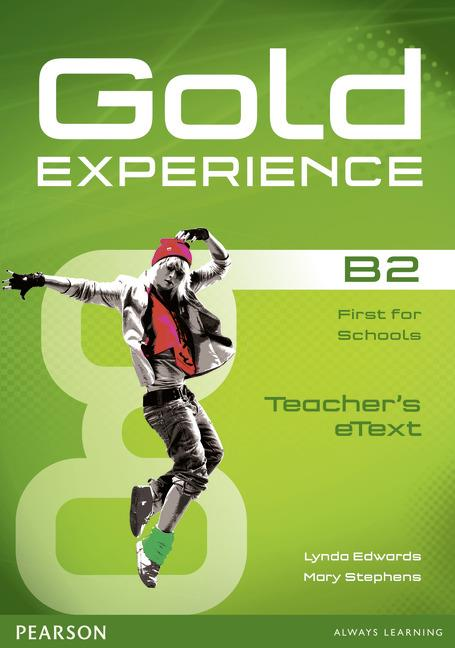 Gold Experience B2 Teacher's eText ActiveTeach Disc