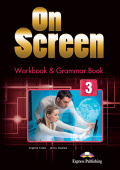 On Screen 3 Workbook & Grammar Book