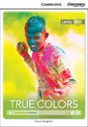 Cambridge Discovery Education Interactive Readers (B1+) Intermediate True Colors (Book with Online Access)