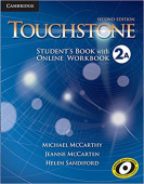 Touchstone 2nd Edition 2B Student's Book A with Online Workbook A