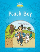 Classic Tales Second Edition: Level 1: Peach Boy e-Book with MP3 download