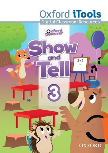 Show and Tell Level 3  iTools