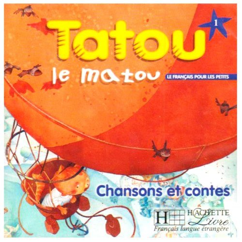 Tatou le matou 1 - CD audio eleve (Лицензия)