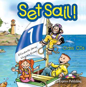 Set Sail! Level 1 Class CDs