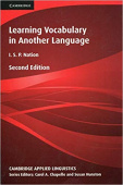 Cambridge Applied Linguistics: Learning Vocabulary in Another Language 2nd Edition