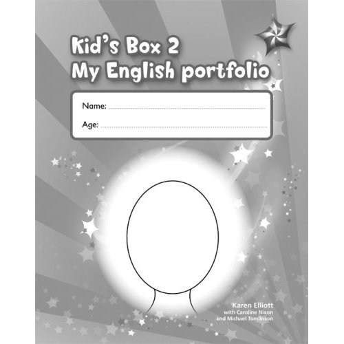 Kid's Box  Level 2 Language Portfolio