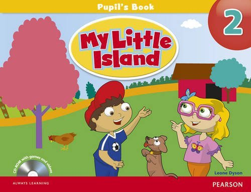 My Little Island Level 2 Pupil's Book with CD-ROM