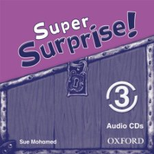 Super Surprise! 3 Class CD