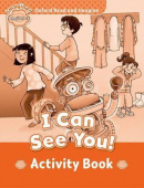 Oxford Read and Imagine Beginner I Can See You! - Activity Book