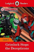 Ladybird: Transformers: Grimlock Stops the Decepticons (PB) +downloadable audio