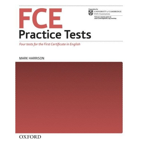 FCE Practice Tests: Practice Tests without key
