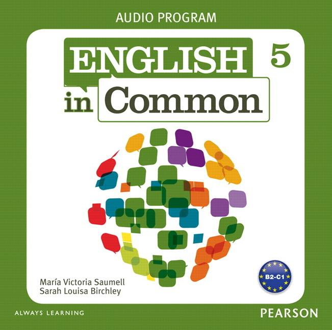 English in Common 5 Class Audio CDs